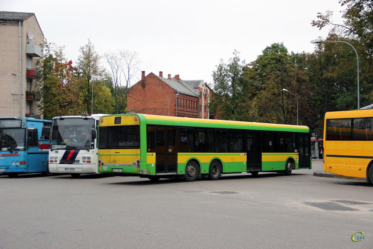 Даугавпилс. Solaris Urbino 15 EJ-9011