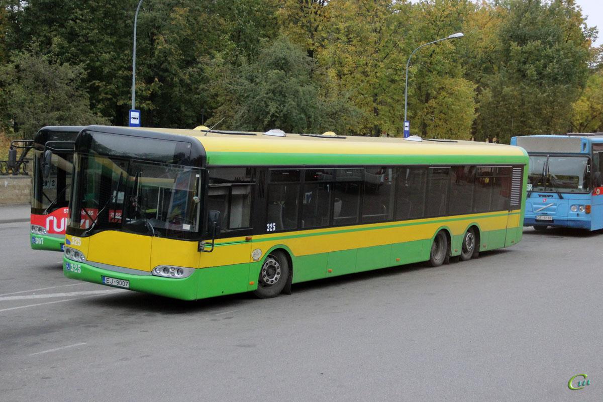 Даугавпилс. Solaris Urbino 15 EJ-9007, Solaris Urbino 15 EH-5873