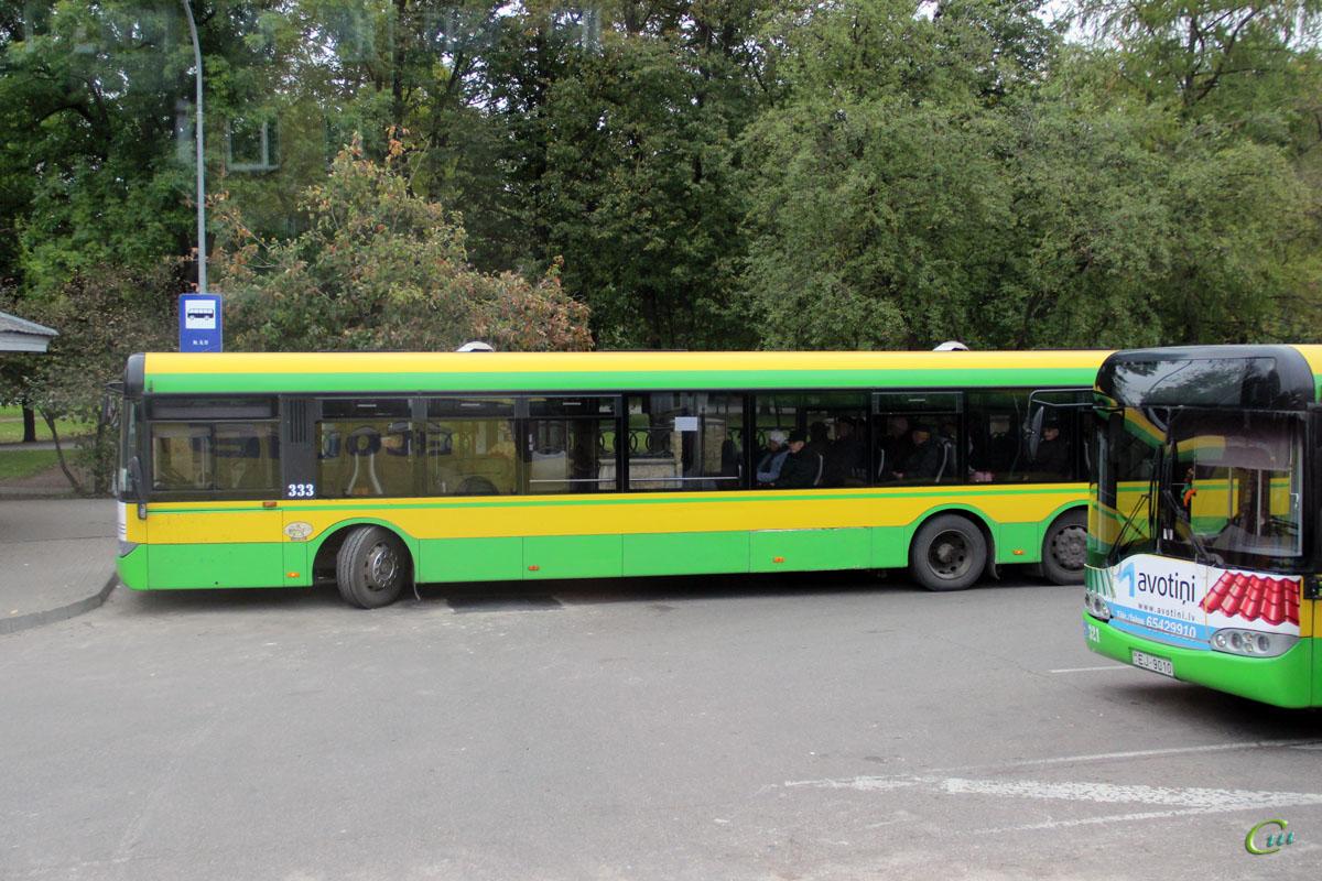 Даугавпилс. Solaris Urbino 15 EL-3337