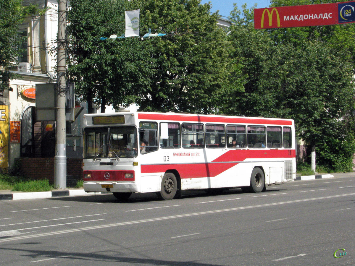 Иваново. Mercedes-Benz O325 мв646