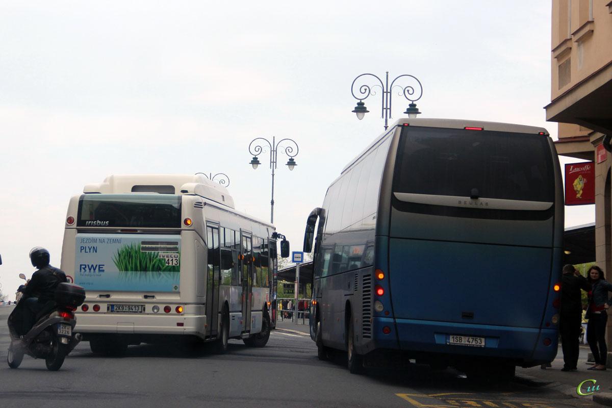 Карловы Вары. Irisbus Citelis 12M CNG 2K9 9413, Beulas Aura 1SB 4753