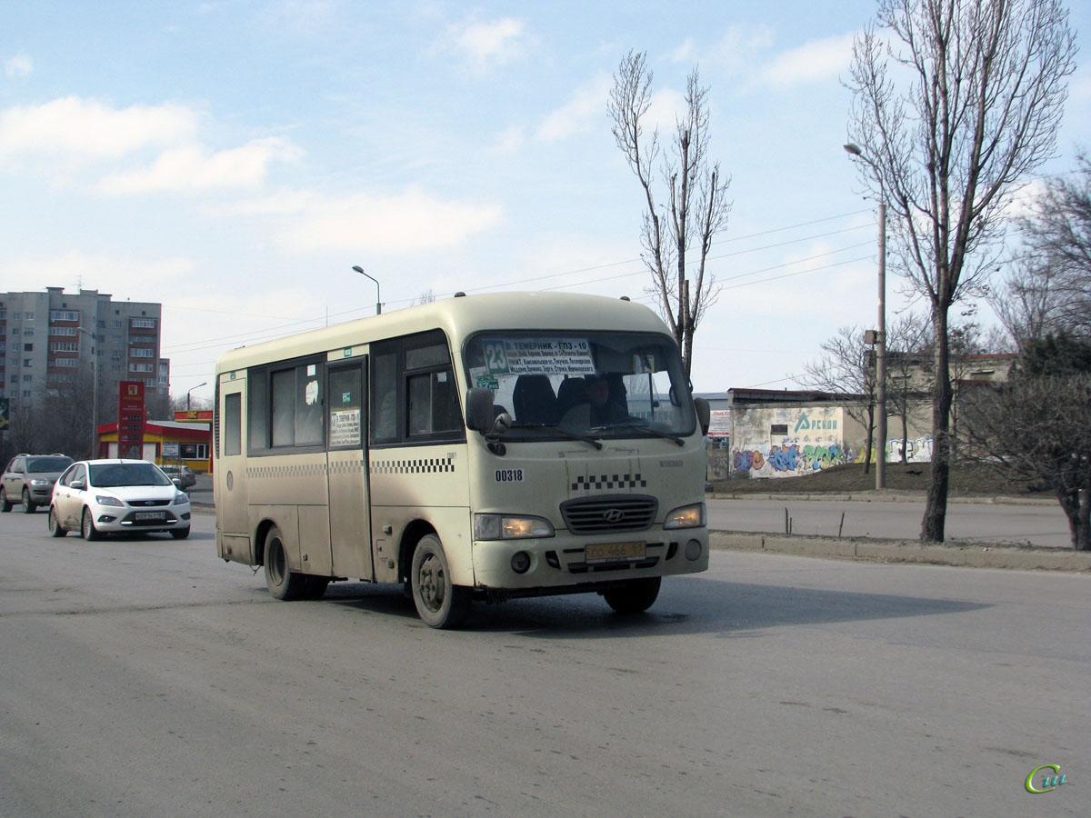 Ростов-на-Дону. Hyundai County SWB со466