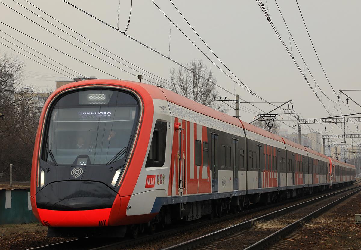 Москва. ЭГ2Тв-038