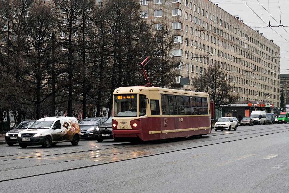 Санкт-Петербург. ЛМ-68М2 №5425