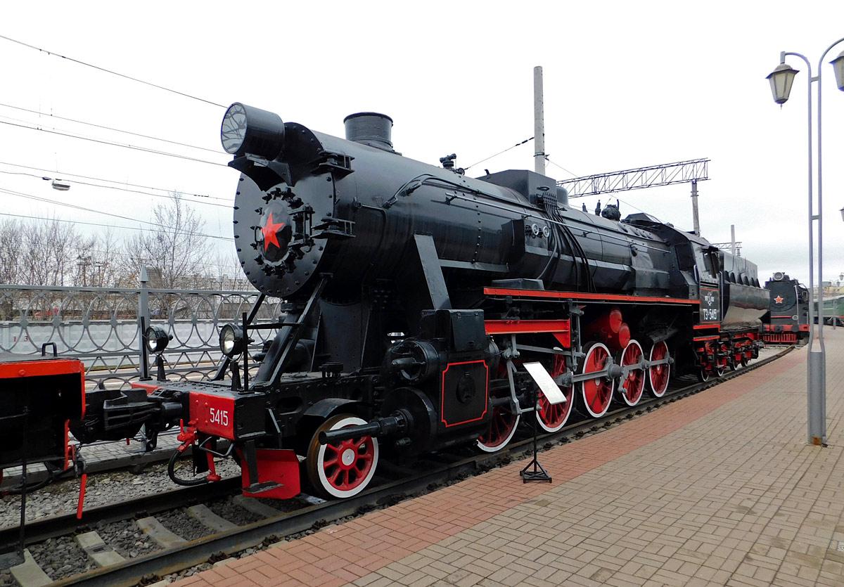 Москва. ТЭ-5415