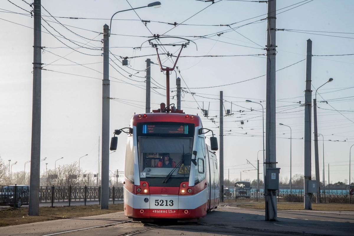 Санкт-Петербург. АКСМ-843 №5213