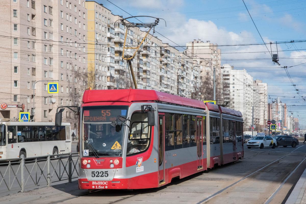 Санкт-Петербург. 71-631-02 (КТМ-31) №5225
