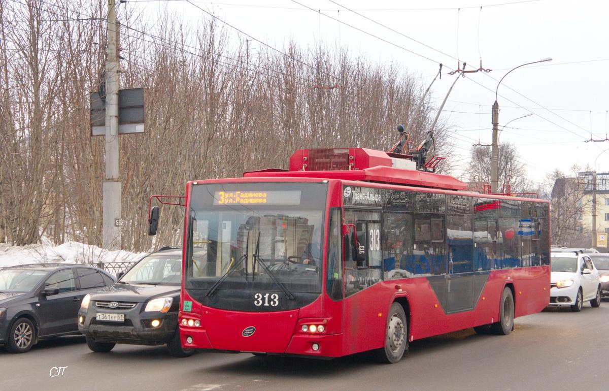Мурманск. ВМЗ-5298.01 Авангард №313