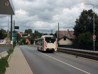 Либерец. IVECO Urbanway 12M CNG 5L2 0294