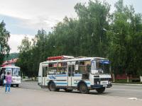 Горно-Алтайск. ПАЗ-32051 а162ас