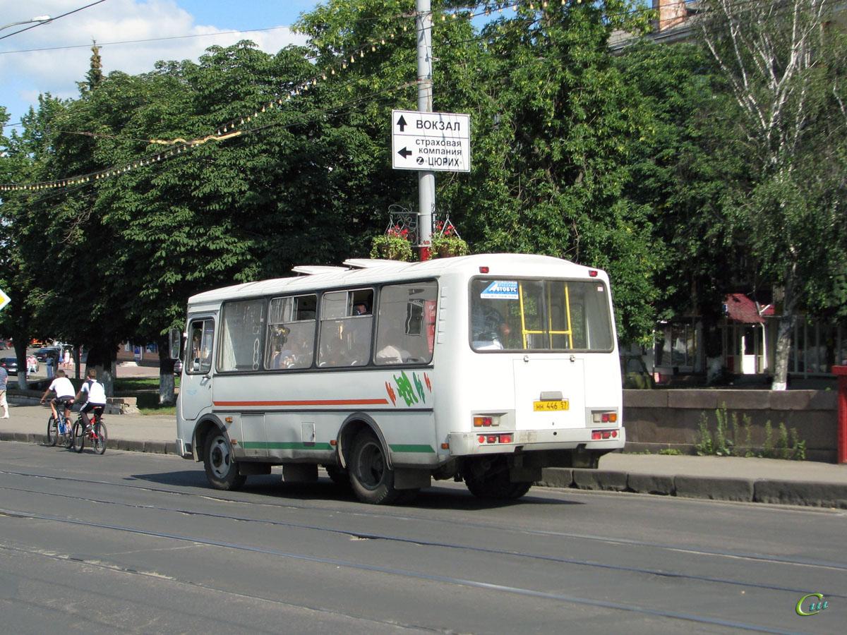 Орёл. ПАЗ-32054 нн446
