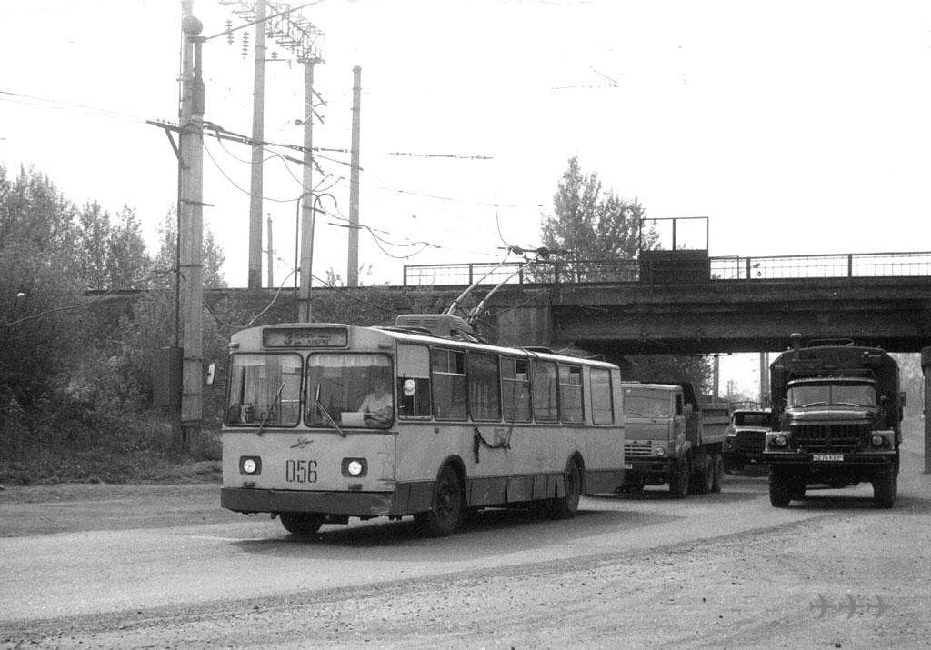 Новокузнецк. ЗиУ-682В №056