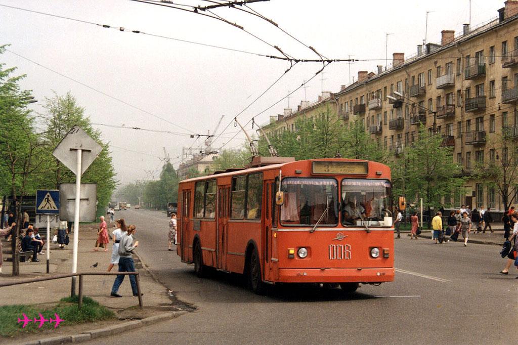 Новокузнецк. ЗиУ-682В00 №008