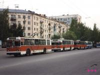 Новокузнецк. ЗиУ-682В-012 (ЗиУ-682В0А) №057, ЗиУ-682В-012 (ЗиУ-682В0А) №055