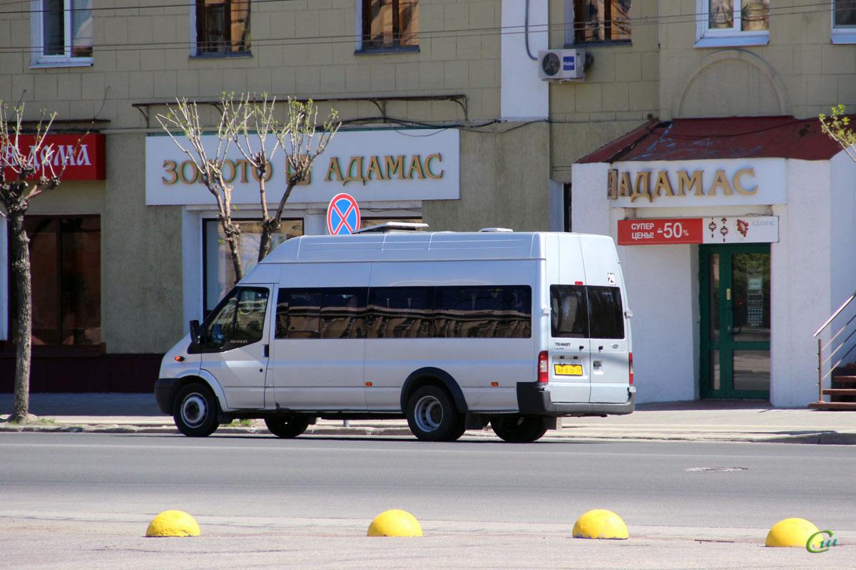 Пенза. Имя-М-3006 (Ford Transit) ан815