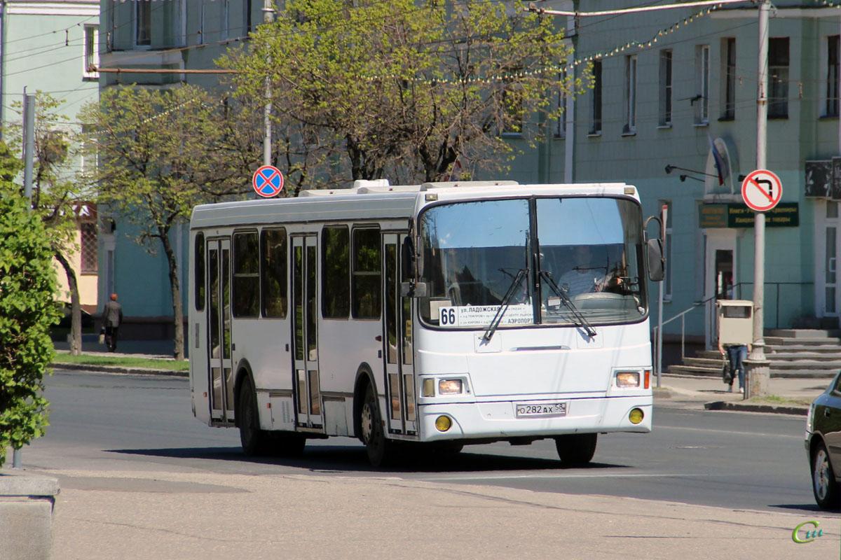 Пенза. ЛиАЗ-5256.36 о282ах