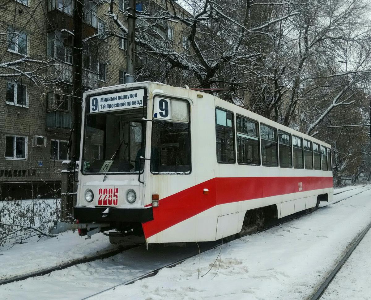 Саратов. 71-608К (КТМ-8) №2285