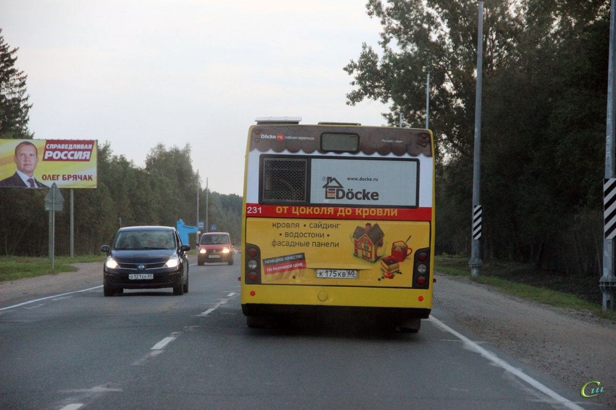 Псков. МАЗ-103.465 к175кв