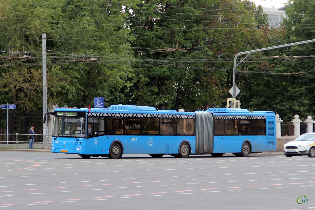 Москва. ЛиАЗ-6213.65 са660
