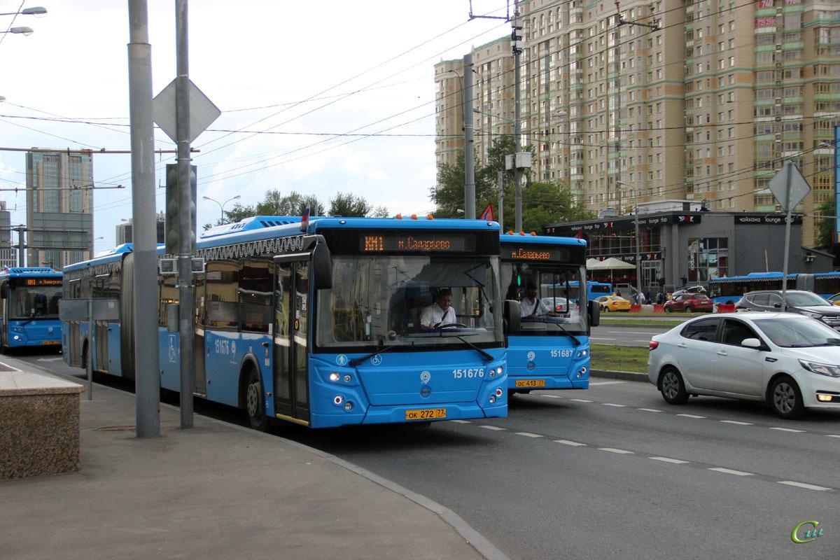 Москва. ЛиАЗ-6213.65 ок272, ЛиАЗ-6213.65 ос413
