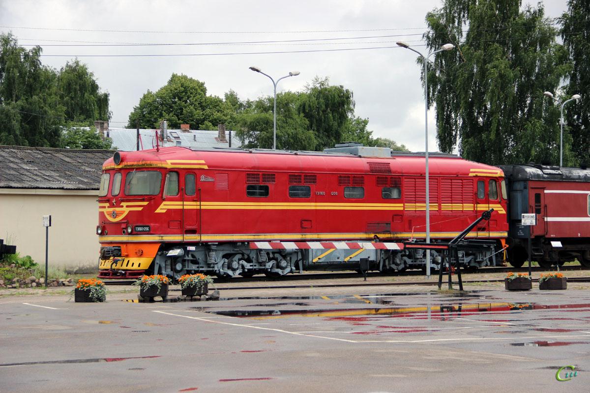 Рига. ТЭП60-1206