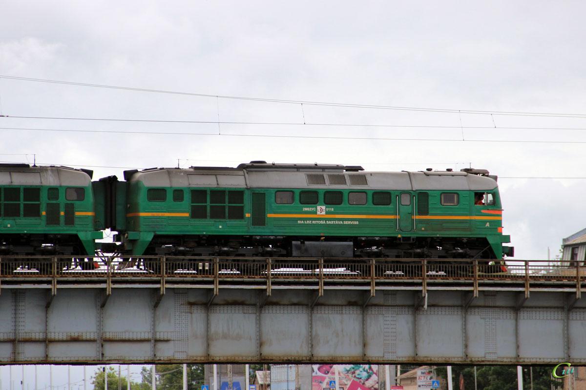 Рига. 2М62У-0118