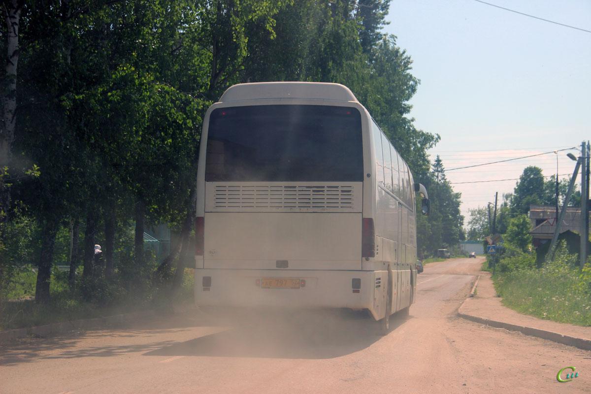 Ростов. Mercedes-Benz O350 Tourismo ае797