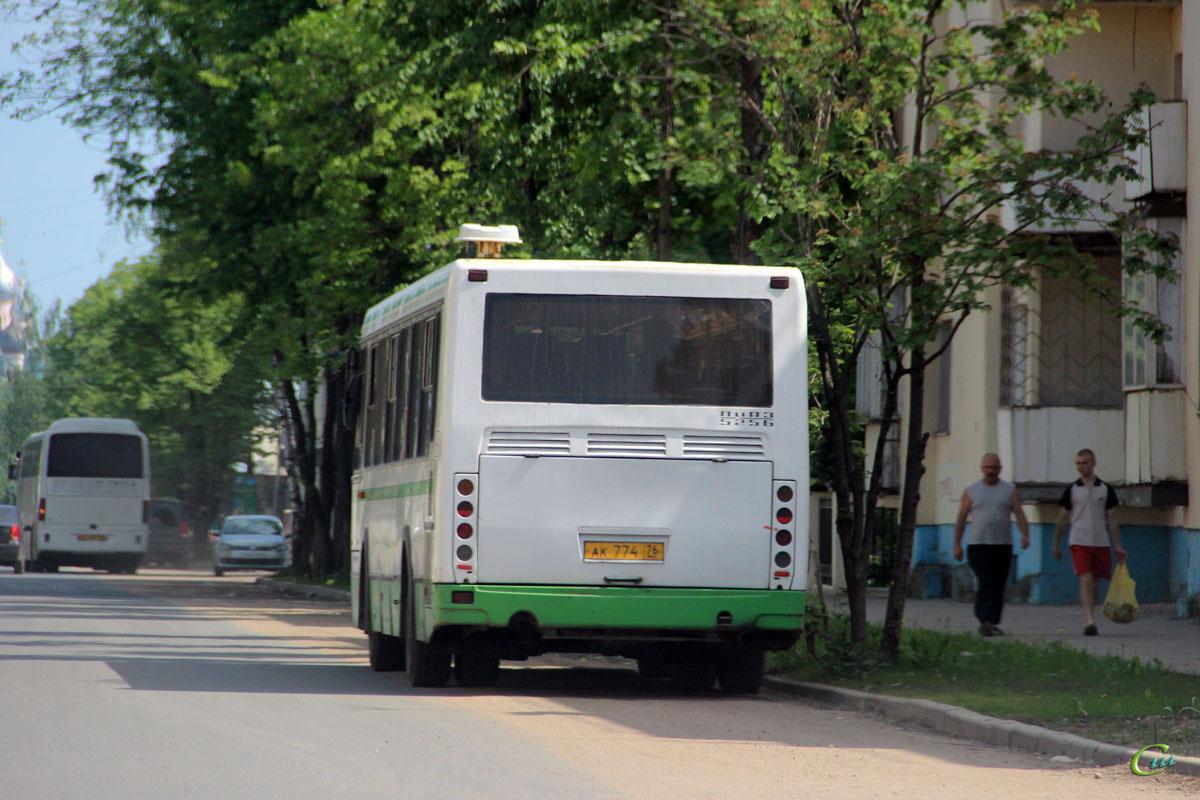 Ростов. ЛиАЗ-5256.36-01 ак774