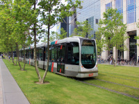 Роттердам. Alstom Citadis 302 №2128