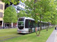 Роттердам. Alstom Citadis 302 №2026