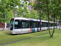 Роттердам. Alstom Citadis 302 №2138
