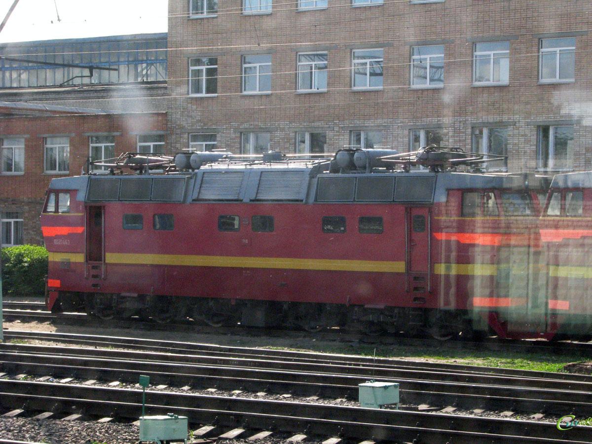 Рязань. ЧС2т-1044