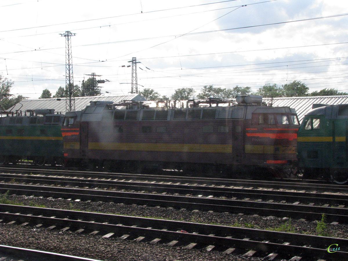 Рязань. ЧС4т-490