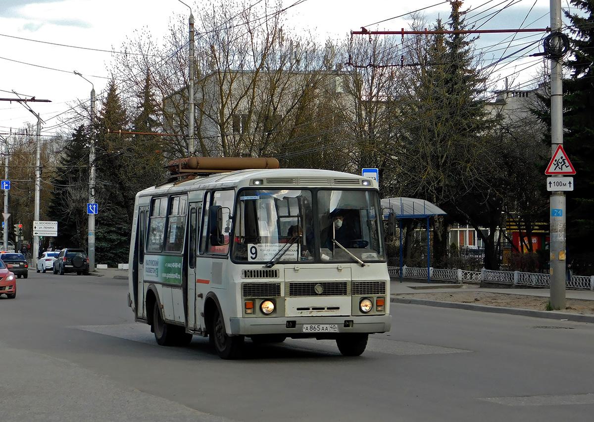 Калуга. ПАЗ-32054 а865аа