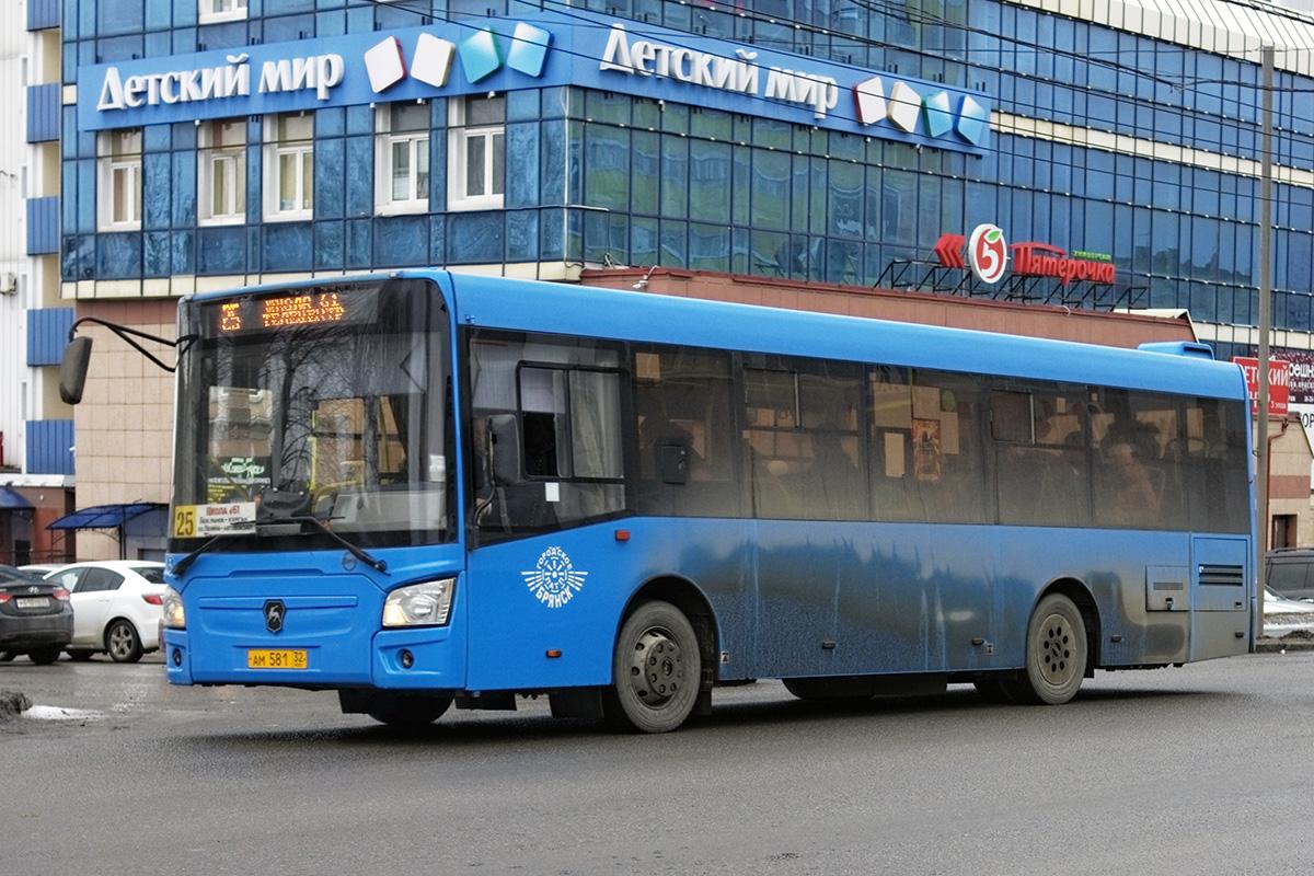 Брянск. ЛиАЗ-4292.60 ам581