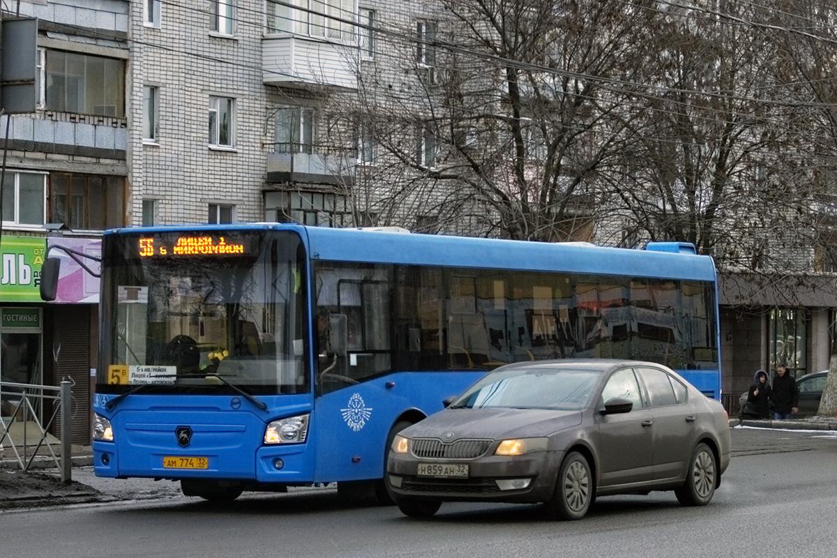 Брянск. ЛиАЗ-4292.60 ам774