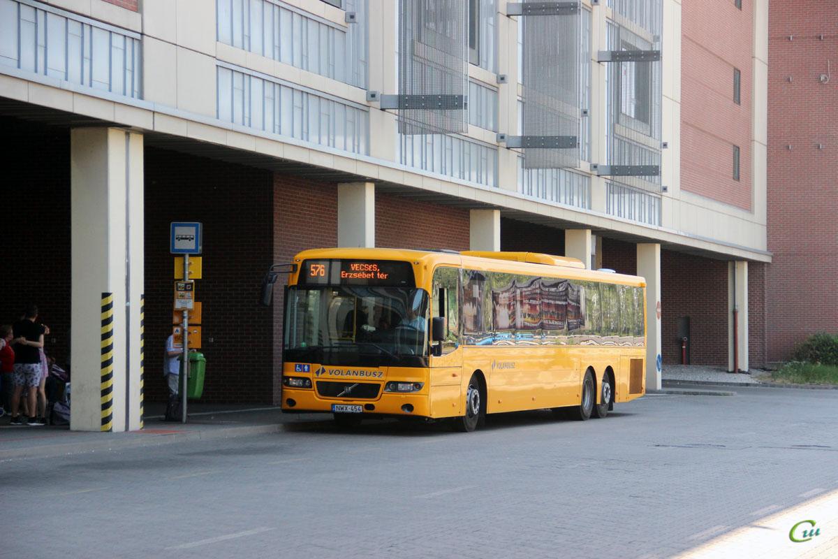 Будапешт. Volvo 8500LE (Säffle 8500LE) NWX-454