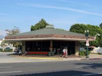 Санта-Барбара. Santa Barbara Transit Center