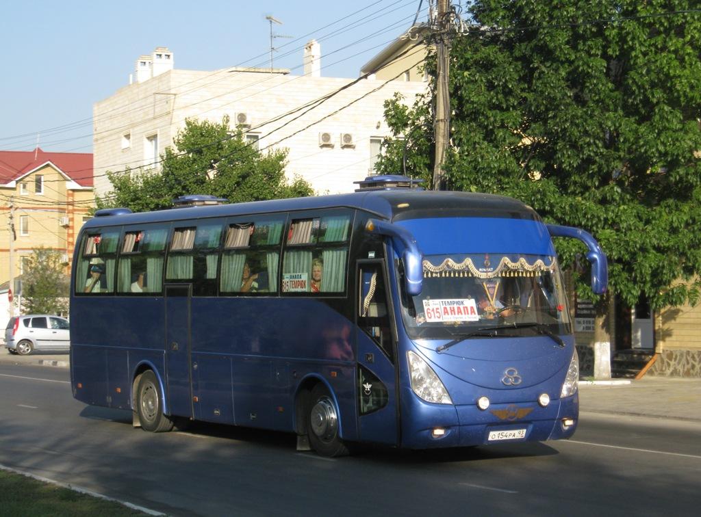 Анапа. Shuchi YTK6106 о154ра