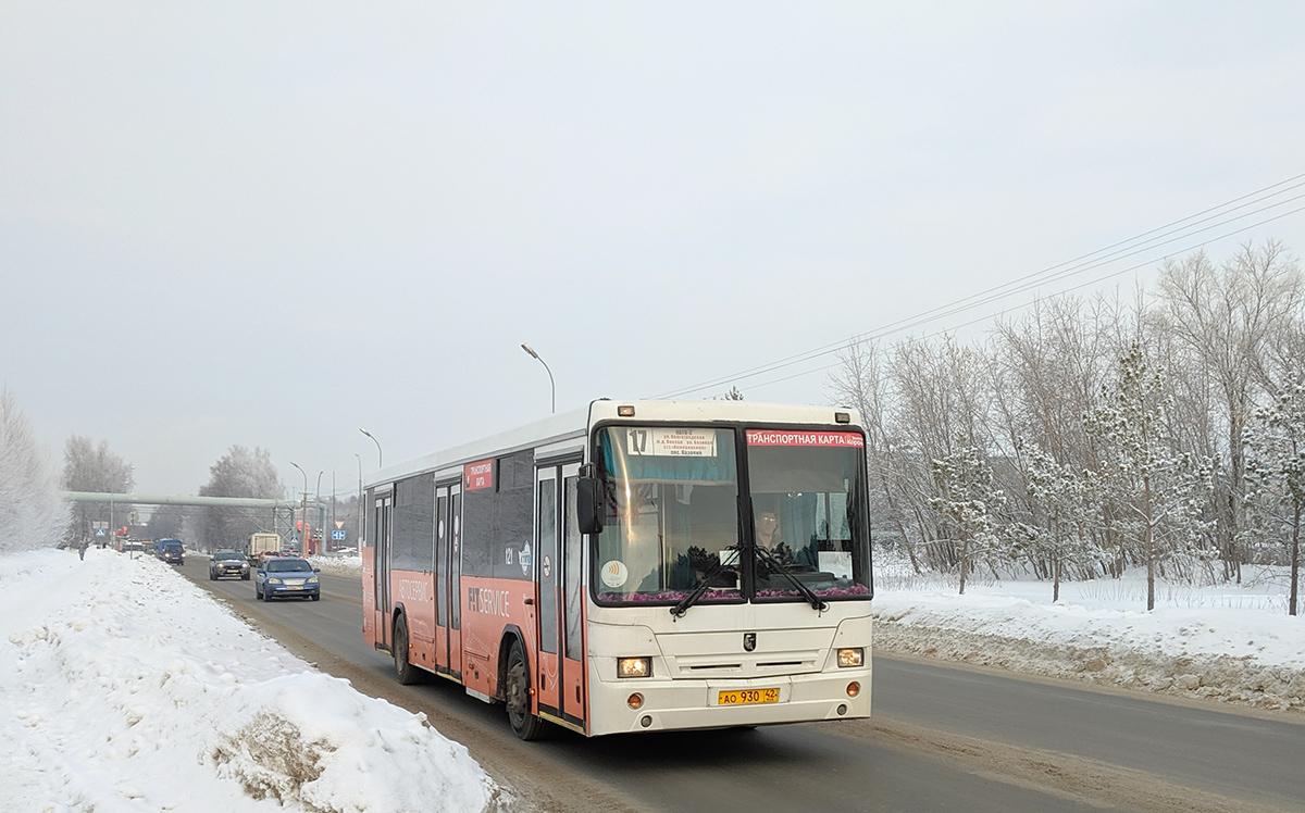 Кемерово. НефАЗ-5299-10-32 (5299CS0) ао930