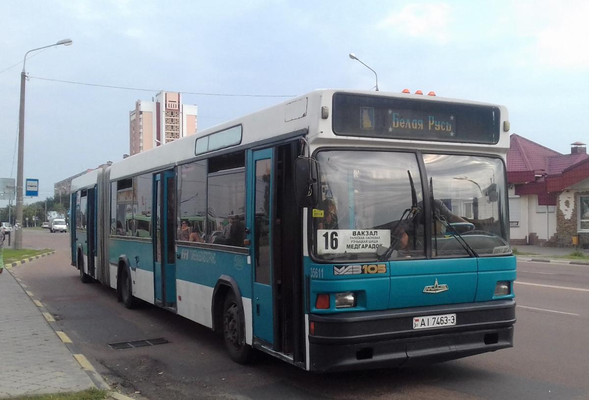 Гомель. МАЗ-105.041 AI7463-3