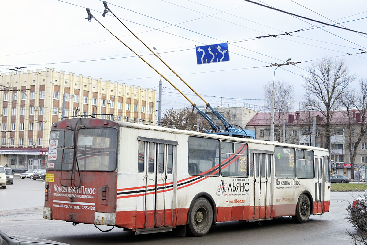 Брянск. ЗиУ-682Г-012 (ЗиУ-682Г0А) №1062