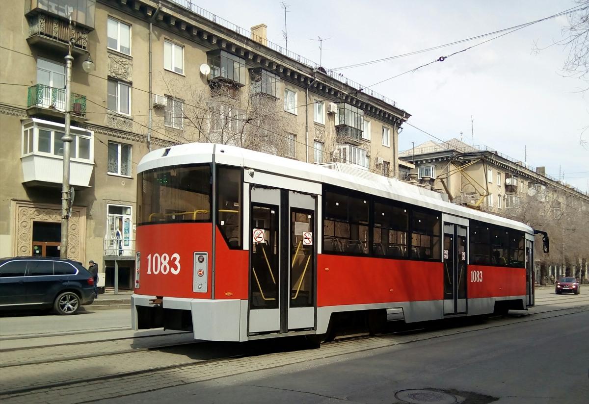 Магнитогорск. 71-605 (НПП ООО Горизонт) №1083