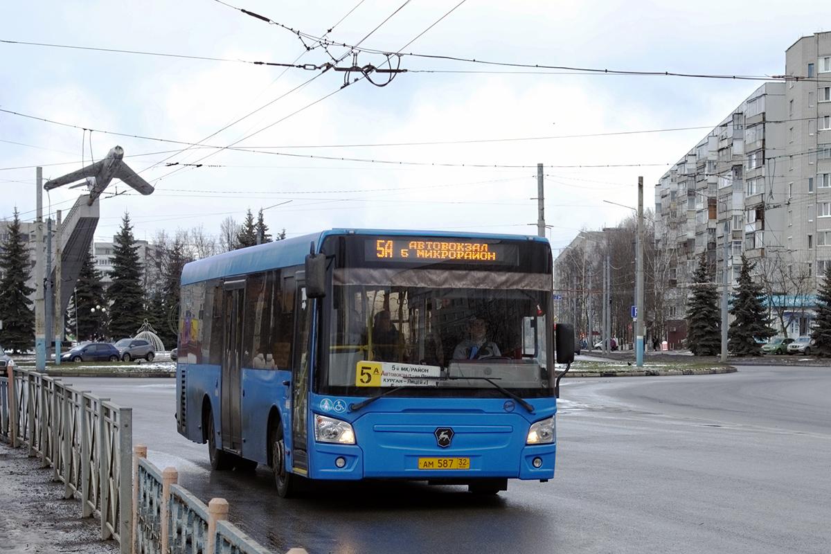 Брянск. ЛиАЗ-4292.60 ам587