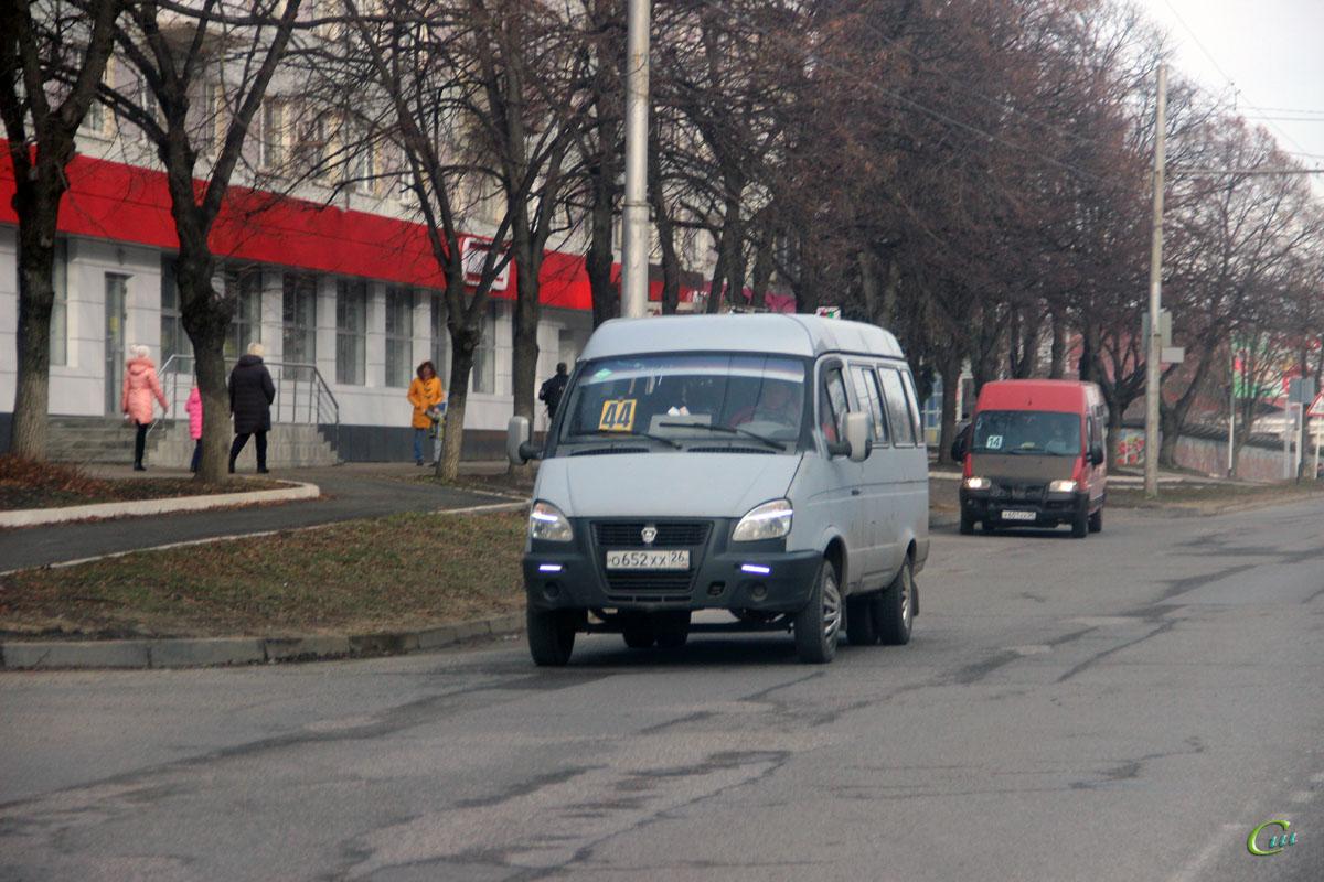 Ставрополь. ГАЗель (все модификации) о652хх