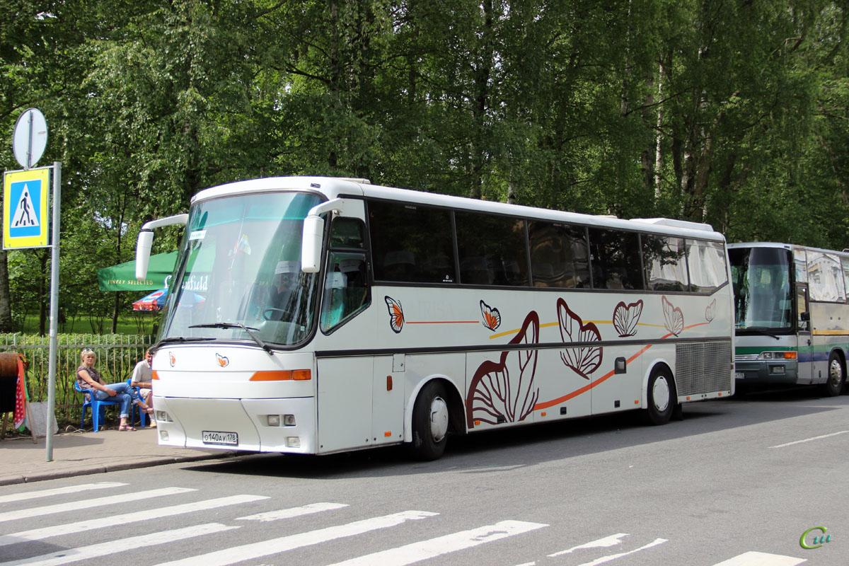 Санкт-Петербург. Bova Futura FHD 12 о140ау