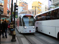Стамбул. Bombardier Flexity Swift №727