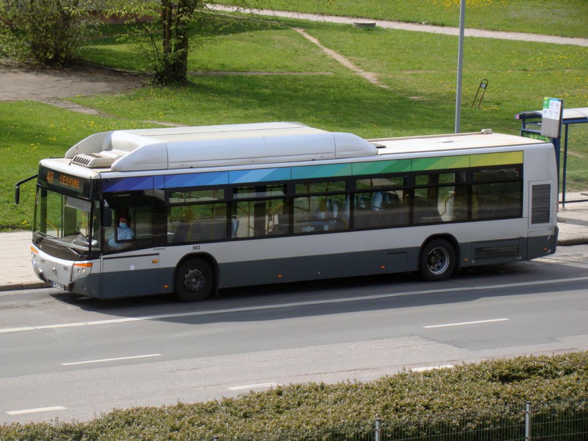 Вильнюс. Castrosúa City Versus CNG HEJ 589