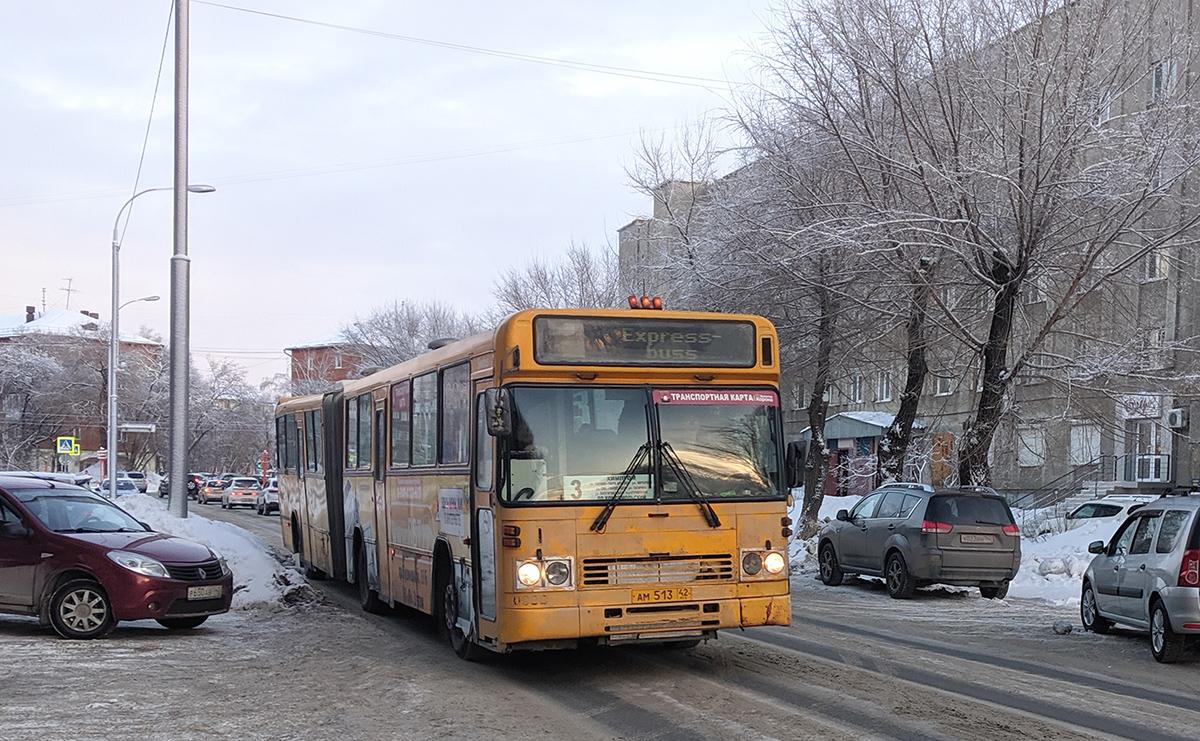 Кемерово. Säffle (Volvo B10MA-55) ам513