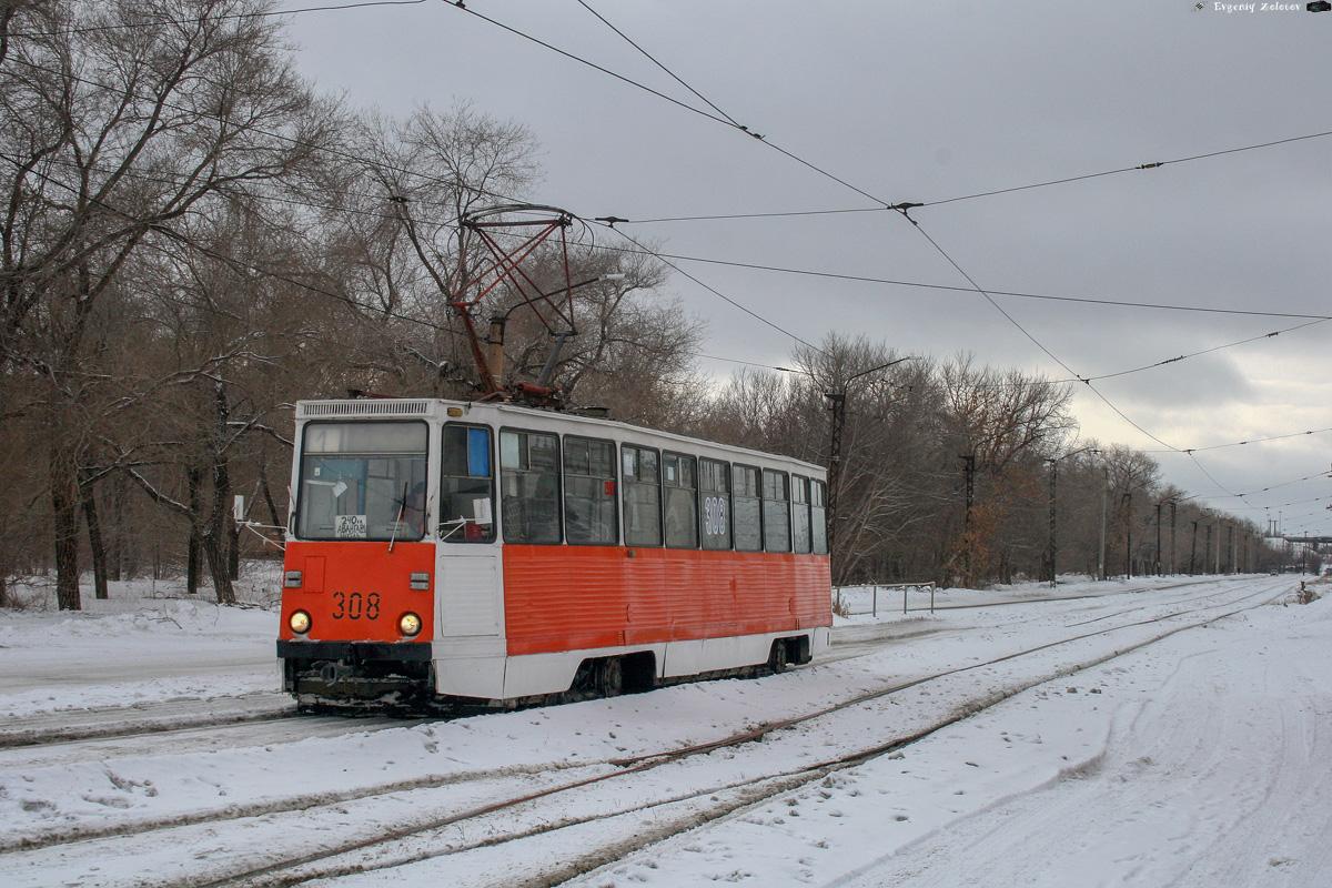 Орск. 71-605 (КТМ-5) №308